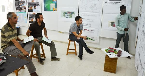 EMU Architecture Department Non-Thesis Postgraduate Program Successfully Pursuing Important Architectural Projects
