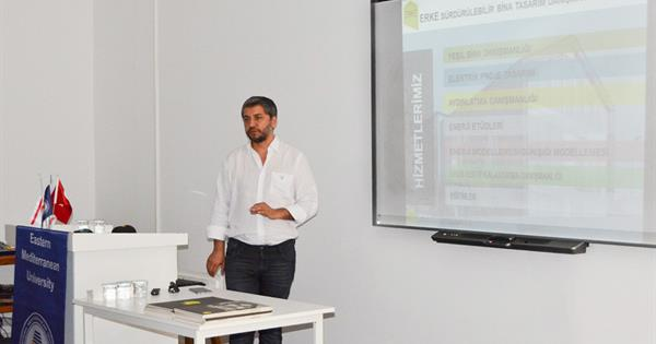Green Building Design Seminar in EMU