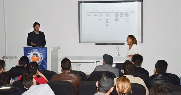 "EMU Architecture Department Organised an Event Entitled ""Alumni Talks"""