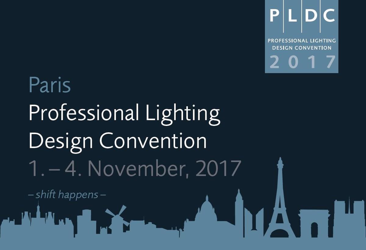 Professional Lighting Design Convention, PLDC 2017 ...