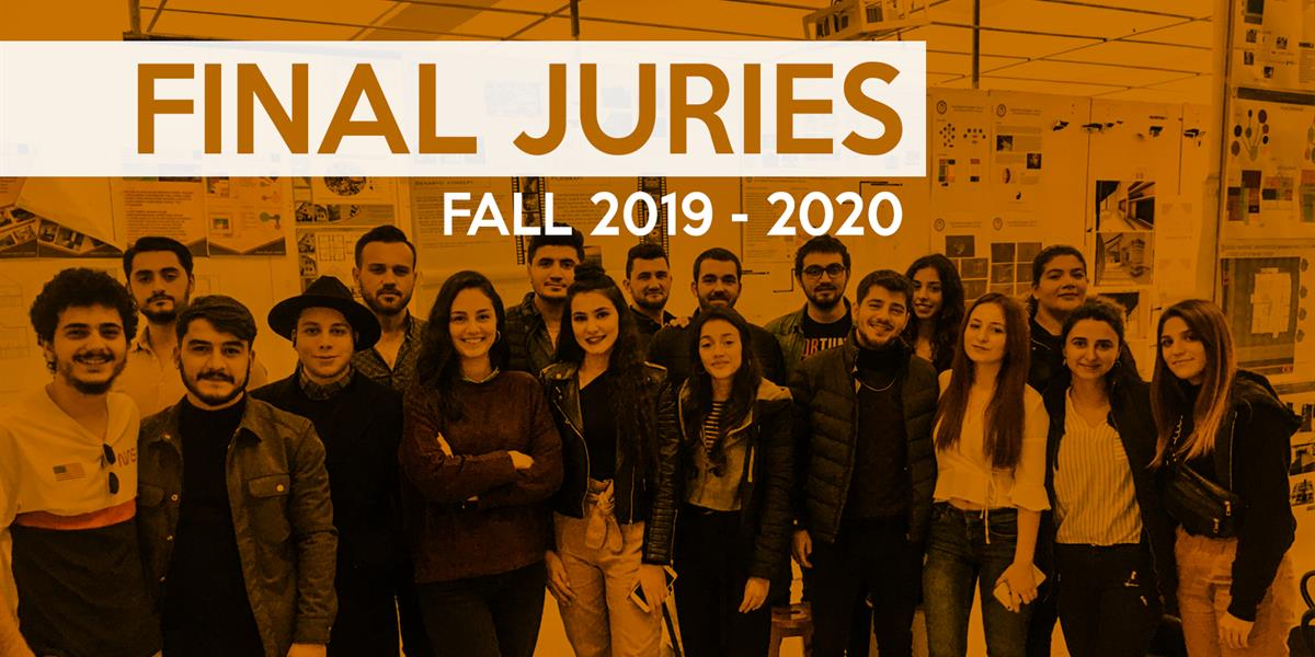 ​Fall 2019-2020 Final Juries