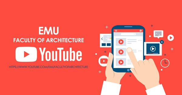 EMU - FACULTY OF ARCHITECTURE INTRODUCTORY VIDEOS