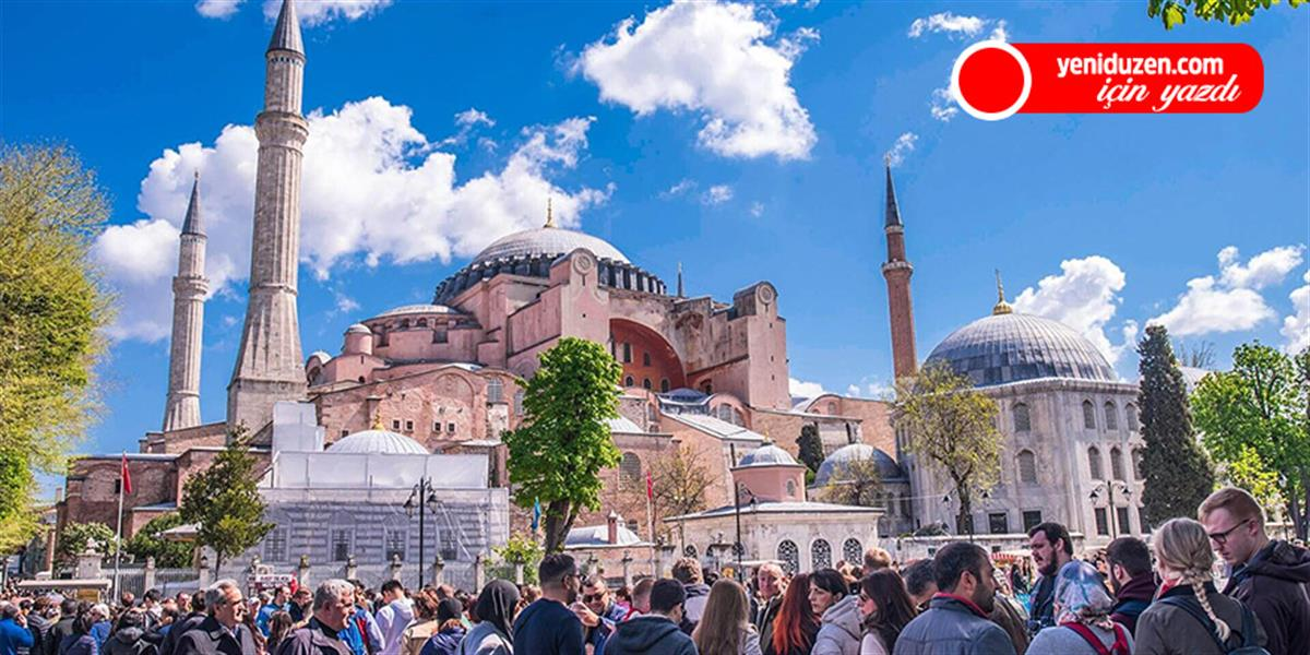 Why should Hagia Sophia remain as a museum? Source: Why should Hagia Sophia, a multi-layered heritage building of universal value, remain a museum?