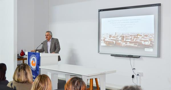 EMU Architecture Department Students Analyzed The City of Yazd