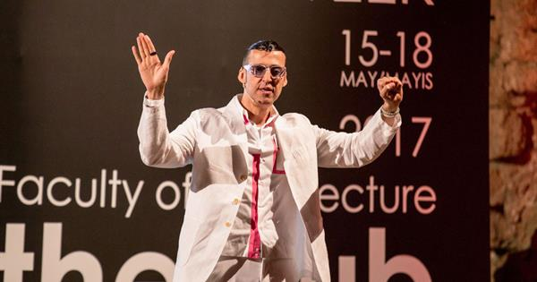 Othello Castle Hosted Legendary Designer Karim Rashid