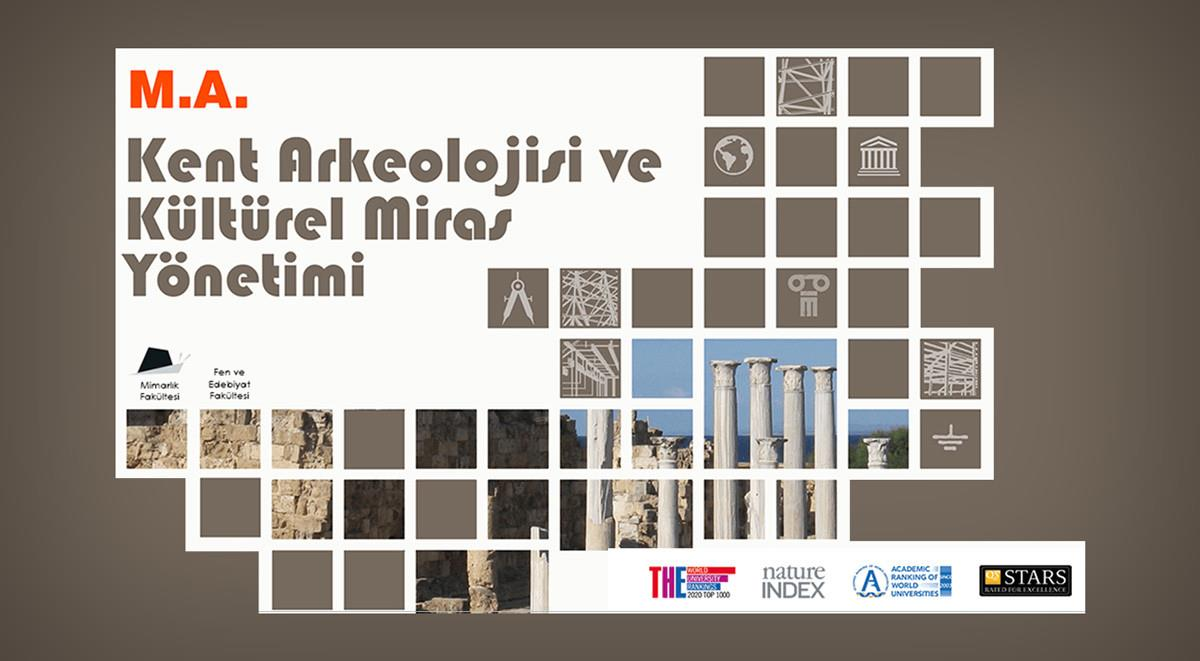 Urban Archeology and Cultural Heritage Management Master's Program Launched in EMU