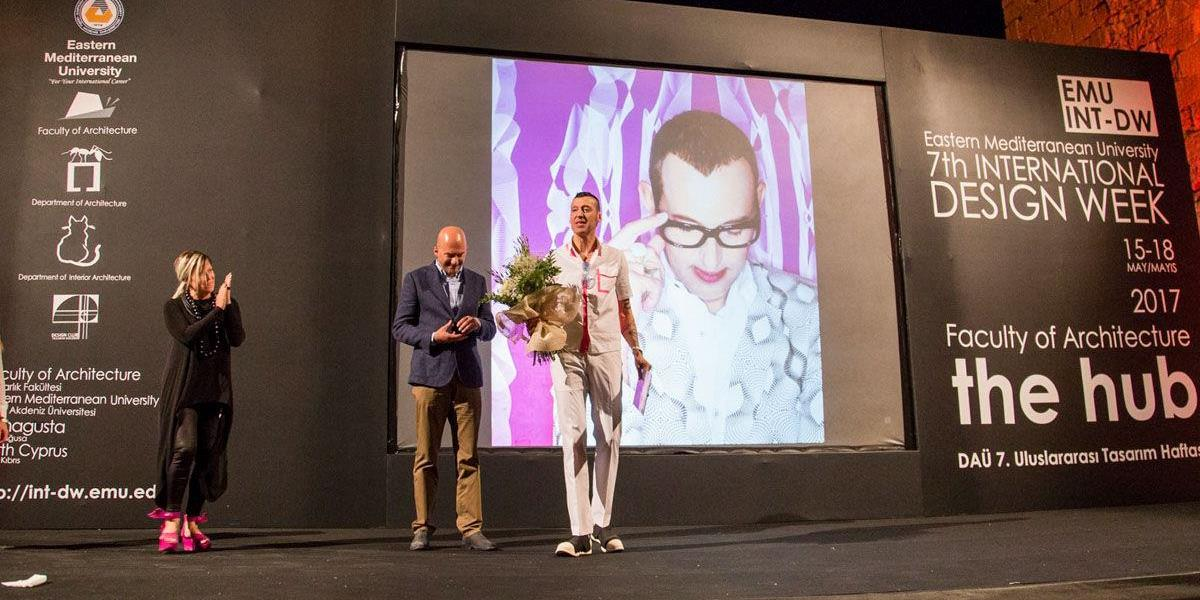 Karim Rashid Lecture, 7th International Design Week