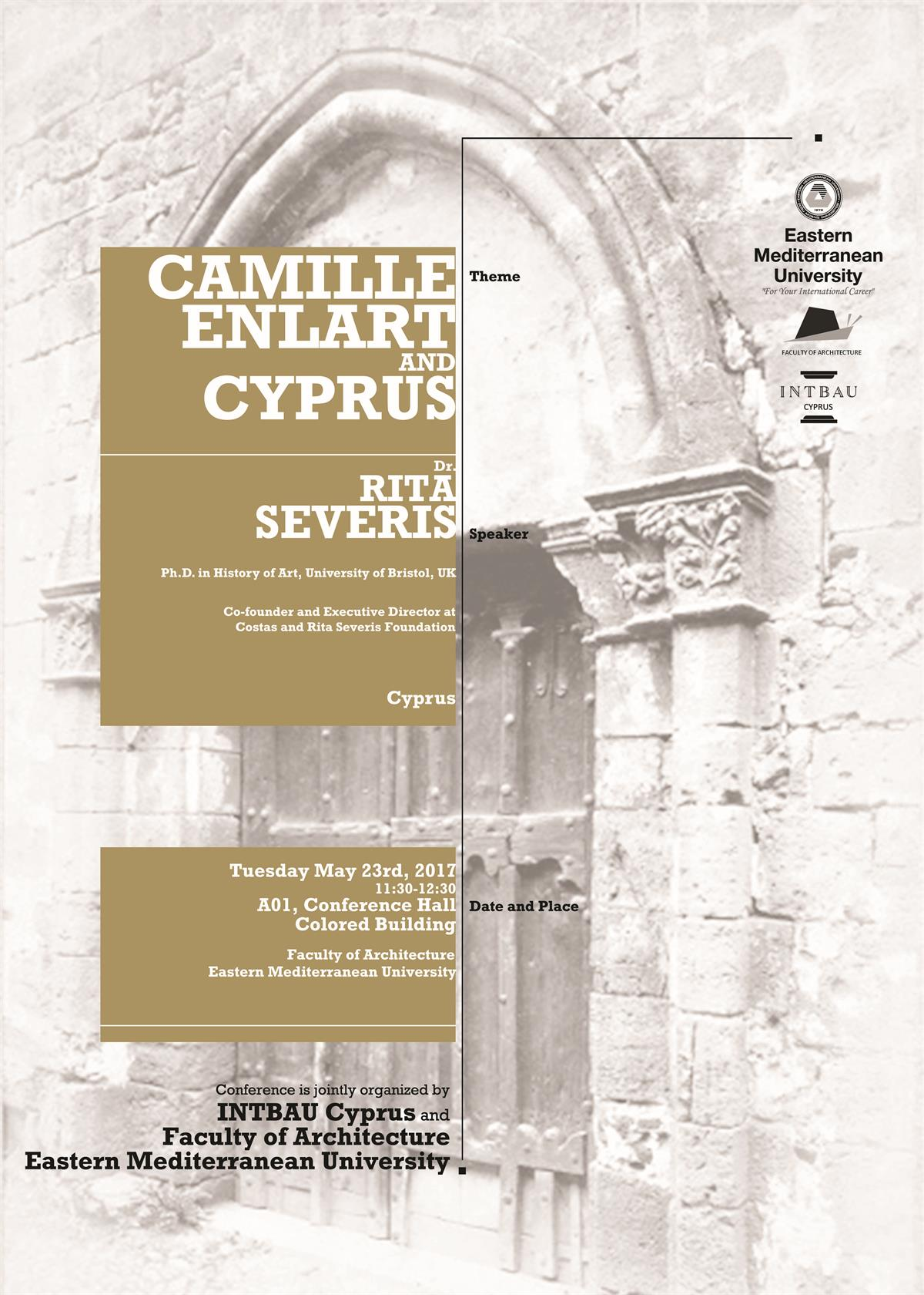 Camille Enlart and Cyprus