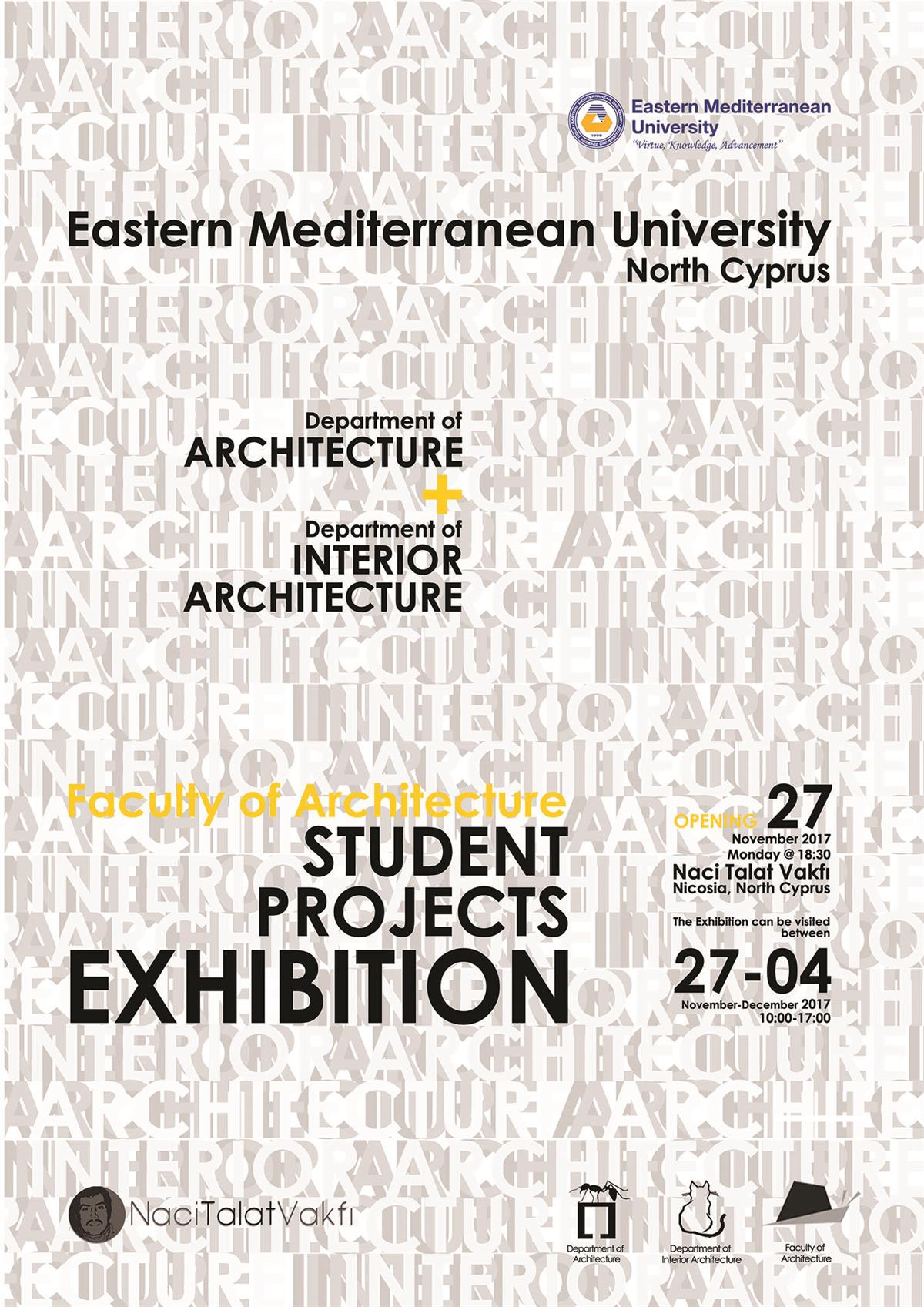 Student project exibition